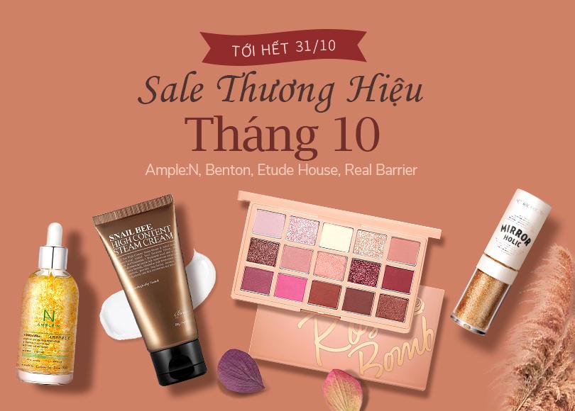Sale Thuong Hieu Thang 10