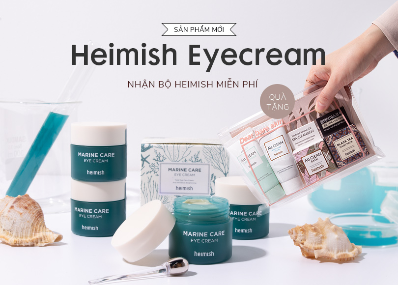 Heimish eye cream